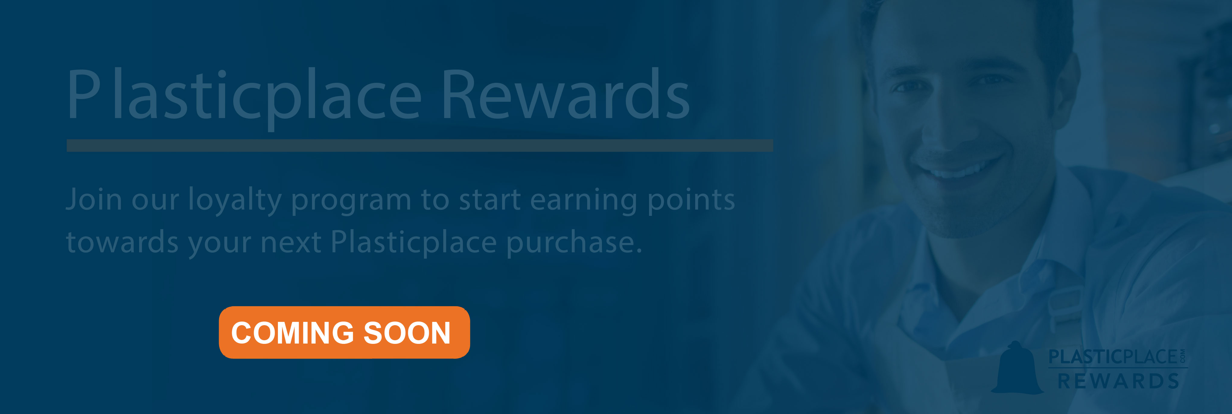 Join our loyalty program to start earning rewards