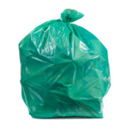 Green Trash Bags