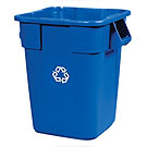 40 Gallon Brute Recycling Container
